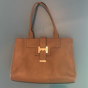 Prada Milano Leather Tote Bag
